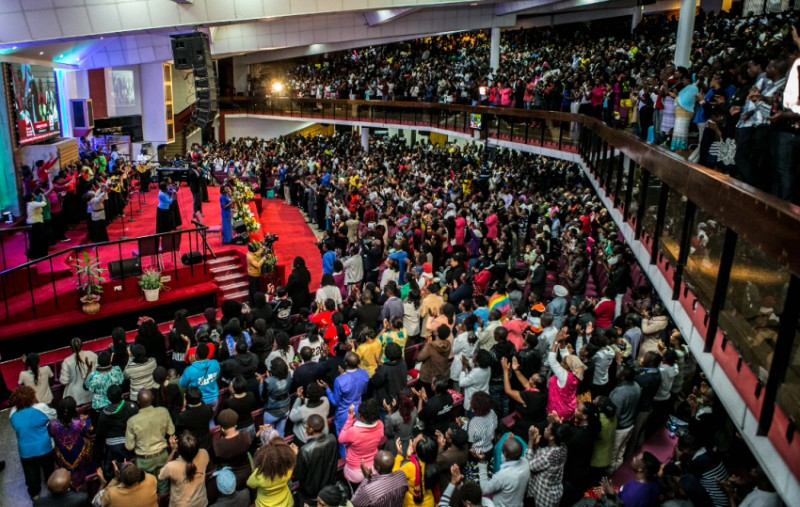 51 - Ati what! Christ is the Answer Ministries(CITAM) collected Shs 1.3 billion in tithes in 2017!