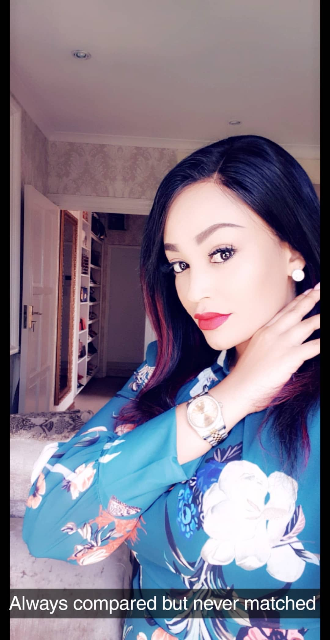 52120328 123567918760578 7502955468047526496 n - 'Always compared but never matched!' Zari fires shots at critics