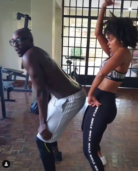 53238243 2366198266747289 7929675862360719360 n - Alichagua msupa! Sauti Sol's Bien and lover Chiki grind on each other in sexy dance