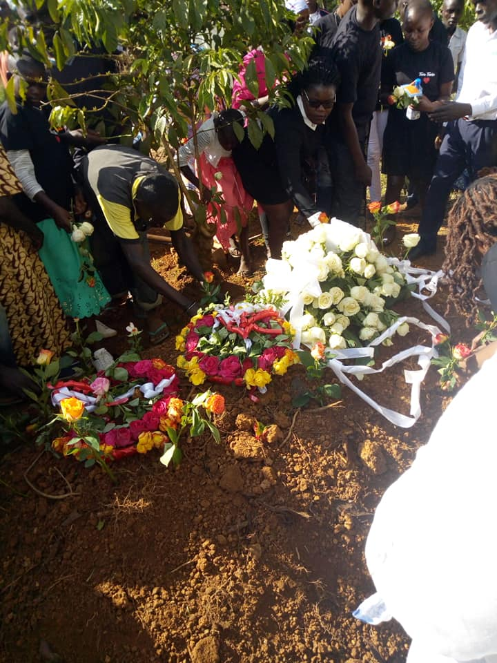 53544688 2258676937485777 2138699671080534016 n - 'My life shall never be the same again!' Betty Opondo after burying son