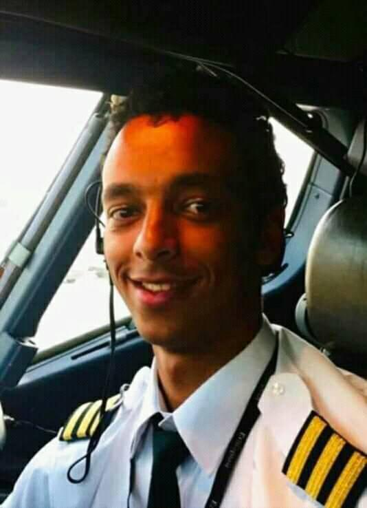 53563769 2074602415969845 8409841901699596288 n - Fly with the angels! Photos of Kenyan pilot Yared who was behind controls when the ET 302 crashed