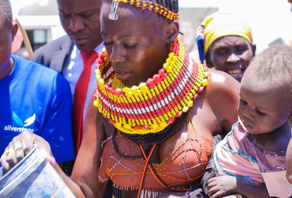 53742576 2322852414449032 8426353808979787776 n - Abarikiwe! Akothee praised after donating food to hunger stricken Kenyans in Turkana