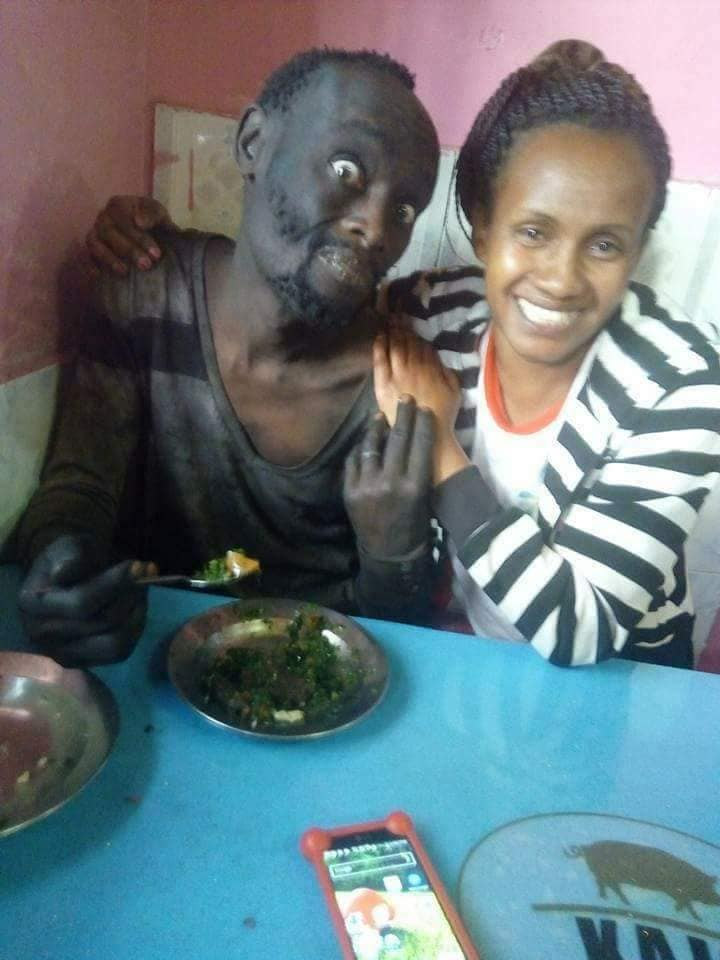 53743410 1791667160933938 1571348102030295040 n - Oh no! 'Chokora' who was rescued by a Kenyan woman and taken to rehab passes away