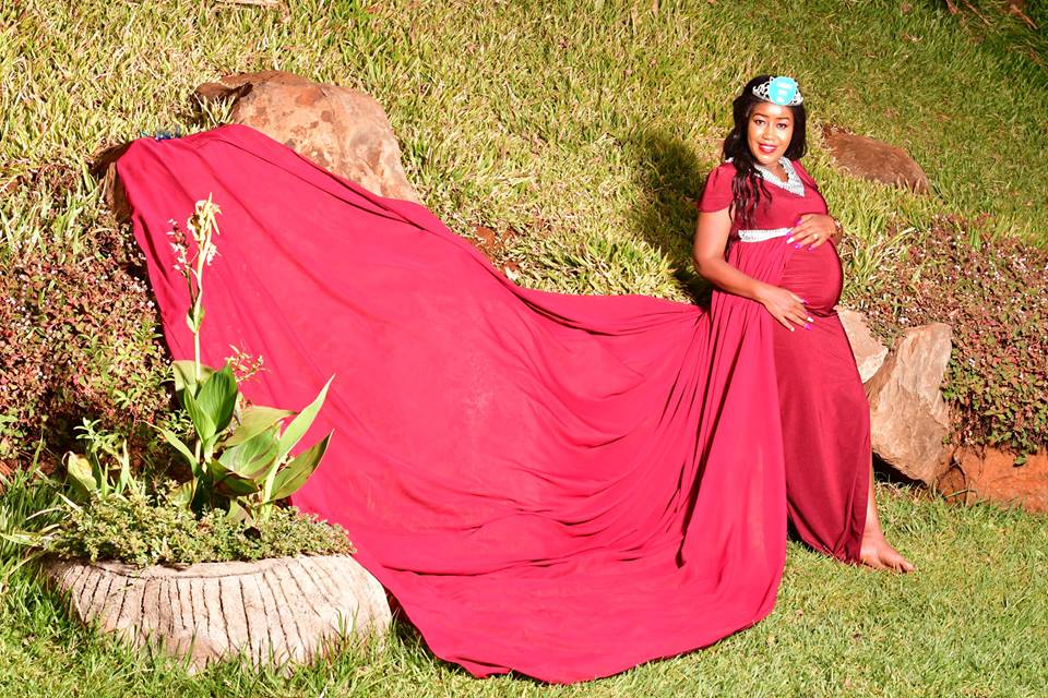 53913763 1235001399984019 8534347957024063488 n - After 11 years without 'lungula', Prophetess Monicah is now pregnant (Photos)