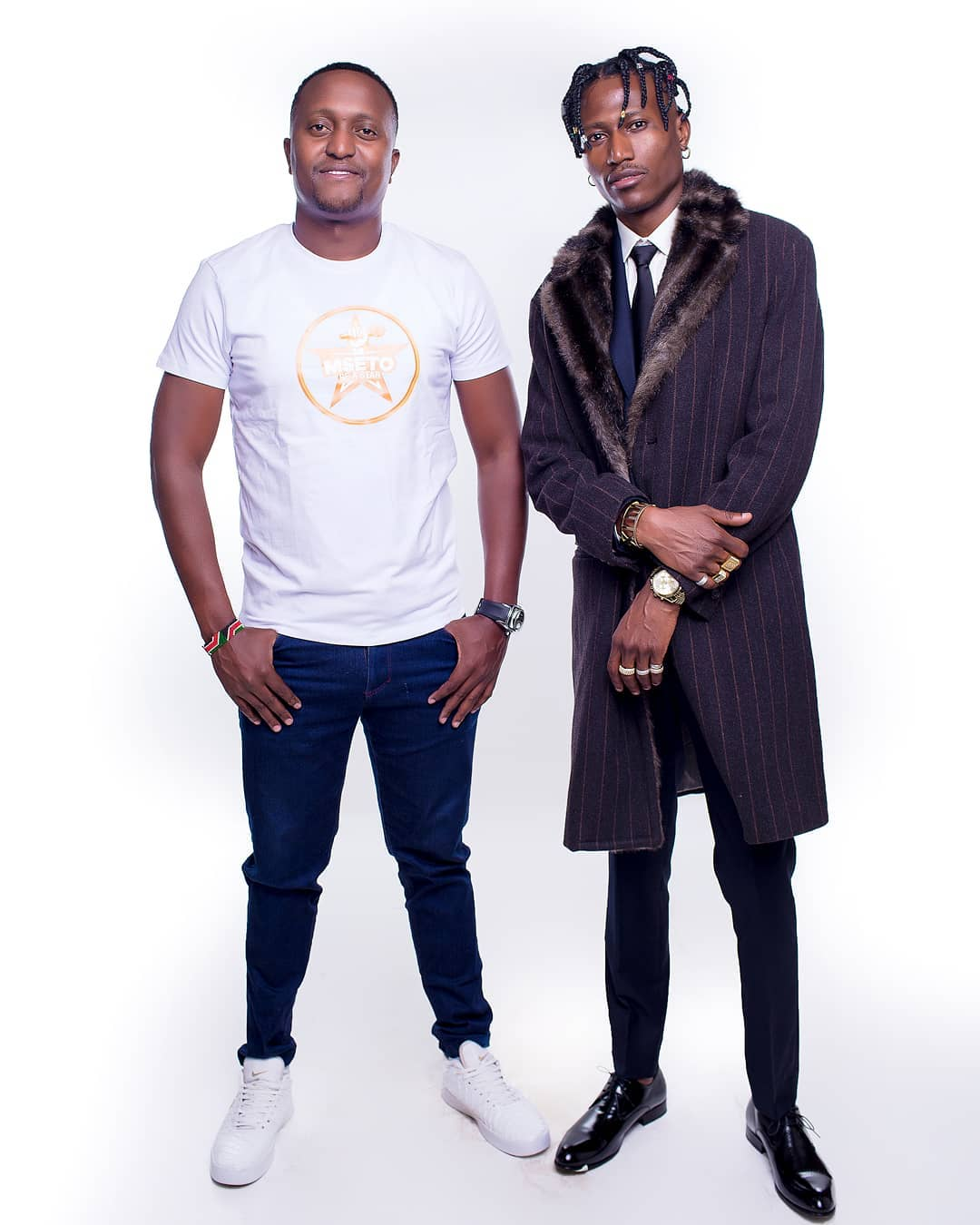 Octopizzo with Willy M Tuva