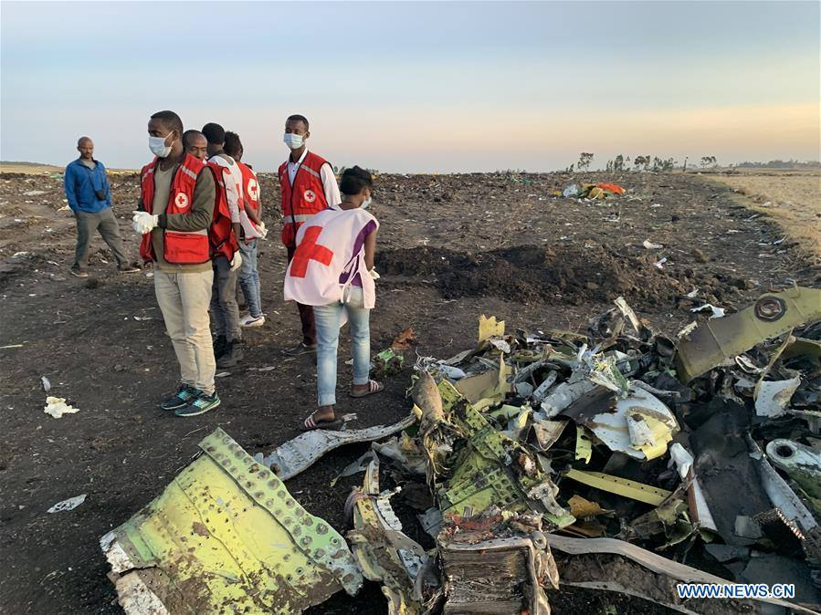 54519743 2361232307261906 8108289310089805824 n - Heartbreaking! Images of ET 302 wreckage and young pilot behind the controls