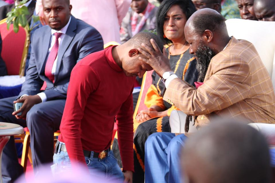55597494 2072025076227187 1490740851603668992 n - 'I'm not boarding!' Esther Passaris's fans react after she went to Prophet Owuor's crusade