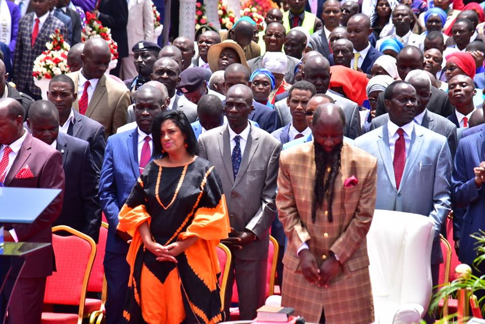 55653268 10156715436820412 2143735013428953088 n - 'I'm not boarding!' Esther Passaris's fans react after she went to Prophet Owuor's crusade