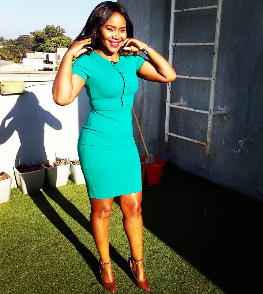 56140415 509300859474946 3109501698909929472 n - 'Dress the way you want!' Kameme presenter tells off haters for criticizing her dress code