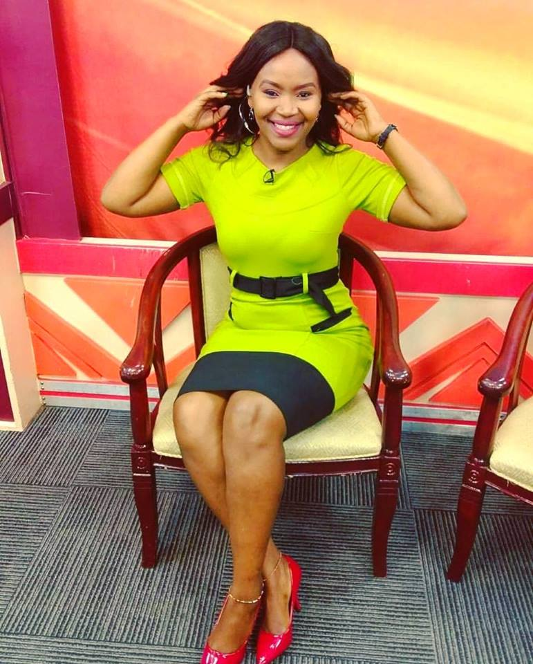 56268539 509540222784343 4349341818190561280 n - 'Dress the way you want!' Kameme presenter tells off haters for criticizing her dress code