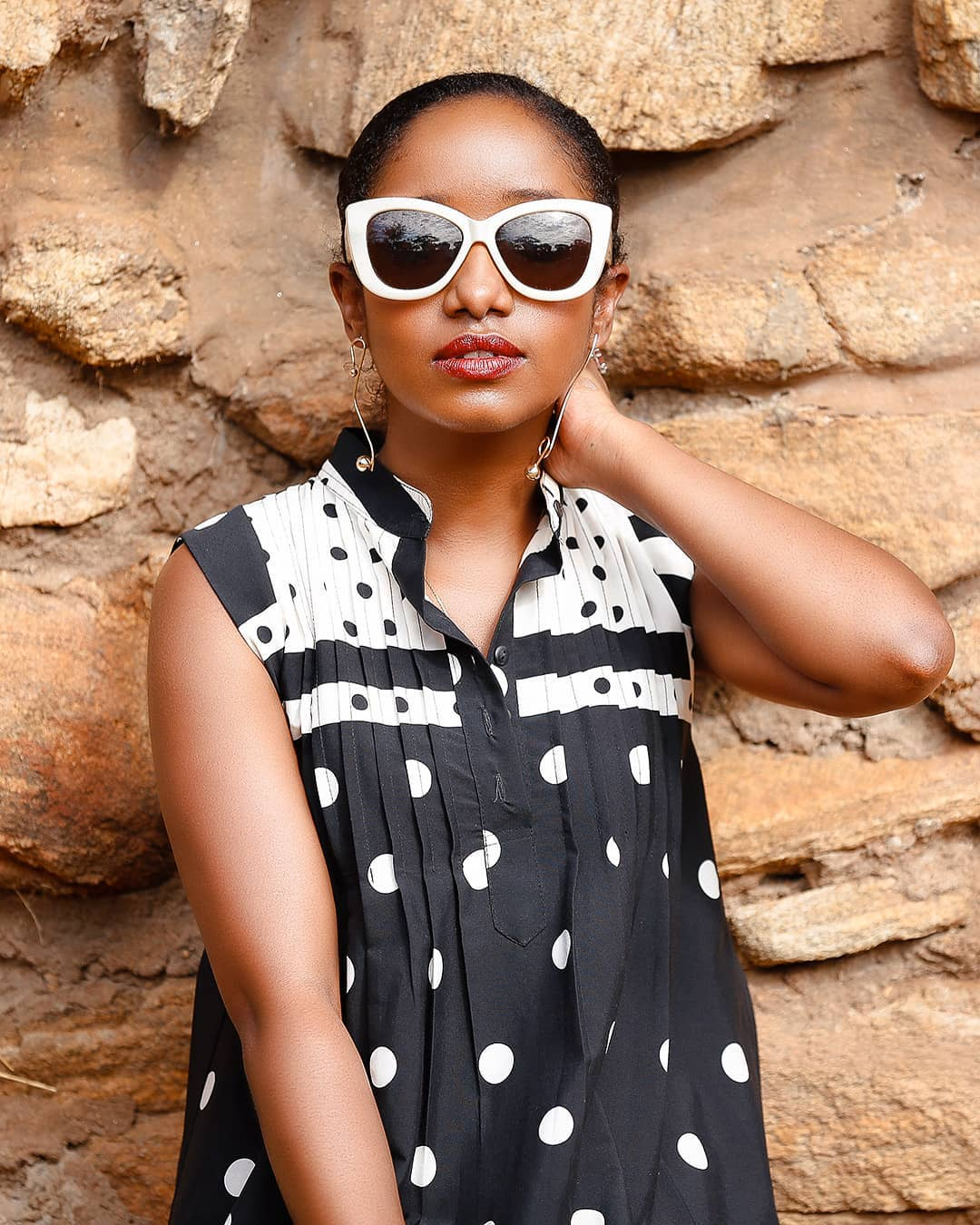 ANITA NDERU2 - Anita Nderu talks about plans to open bakery