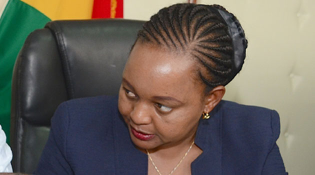 Image result for anne waiguru hairstyle