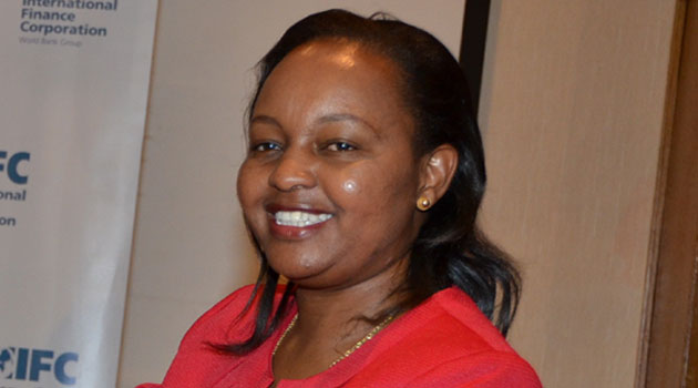 ANNE WAIGURU SMILES - Short hair gang: From Waiguru to Msalame, here are women who have rocked the hairstyle