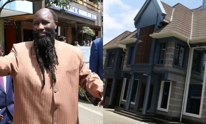 David Owuor 700x420 - Kings of the pulpit! Best dressed Kenyan pastors