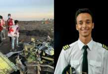 Ethiopia airline ET 302 crash