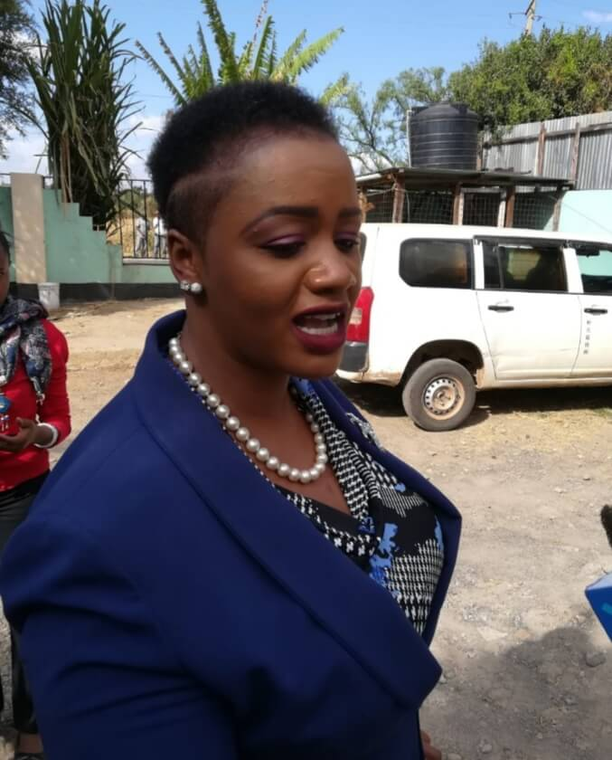 IMG 20190316 WA0008 11 - Short hair gang: From Waiguru to Msalame, here are women who have rocked the hairstyle