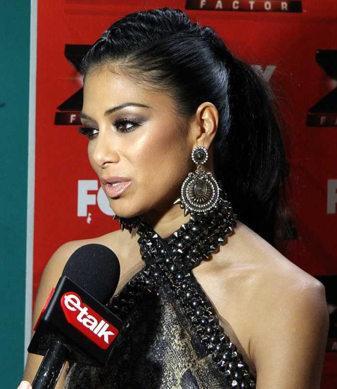 "Nicole Scherzinger 20111 696x803 - ""Its been horrible"" Nicole Scherzinger speaks about leaked explicit video"