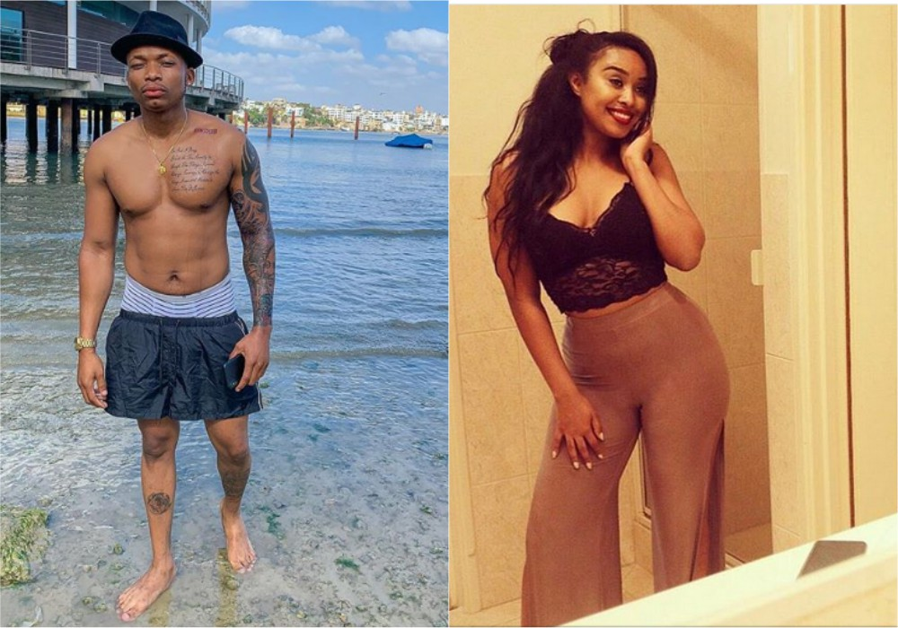 Exposed! Nabayet explains why she dumped Otile Brown