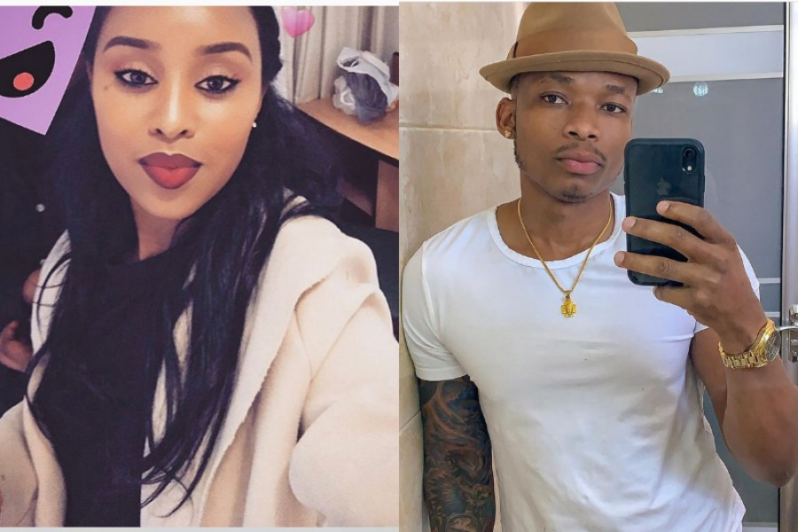 Otiles bae - Ethiopian bae shows love to Otile Brown after cheating scandal
