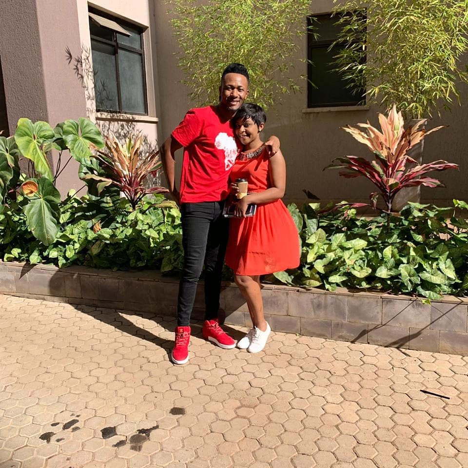 SIZE8 AND DJ MO - Madam pastor! Size 8's transformation since being ordained (PHOTOS)