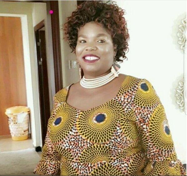 Bridget Achieng's mother