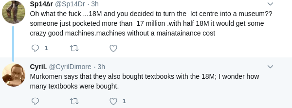 Screenshot from 2019 03 17 122528 - Mnatubeba ujinga! Kenyans react to DP Ruto's 'old computers'