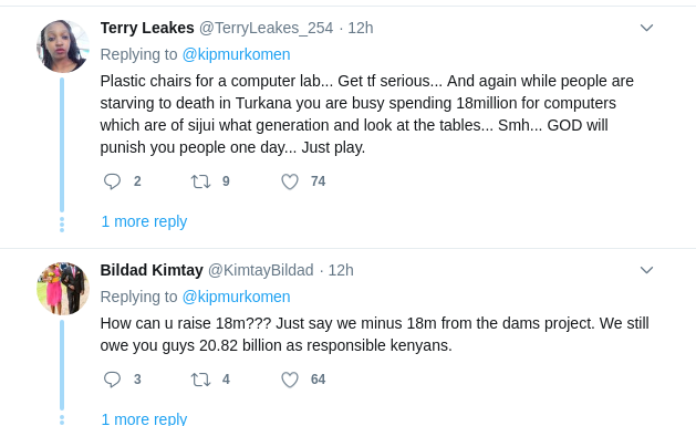 Screenshot from 2019 03 17 122542 629x385 - Mnatubeba ujinga! Kenyans react to DP Ruto's 'old computers'