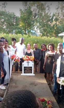 Screenshot from 2019 03 25 080152 - '…till we meet again,' Bridget Achieng to mum as she is laid to rest