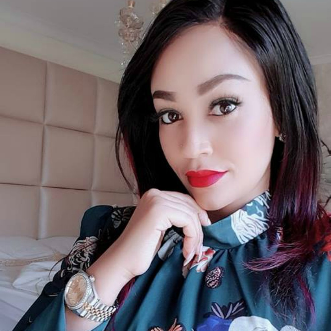 Zari the boss lady - Will Tanasha be able to keep Diamond Platnumz from cheating? (opinion)
