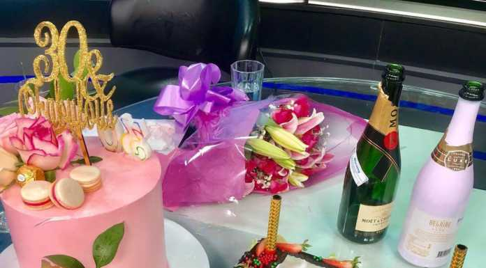 betty 231 696x385 - Photos from Betty Kyallo's surprise birthday on live TV