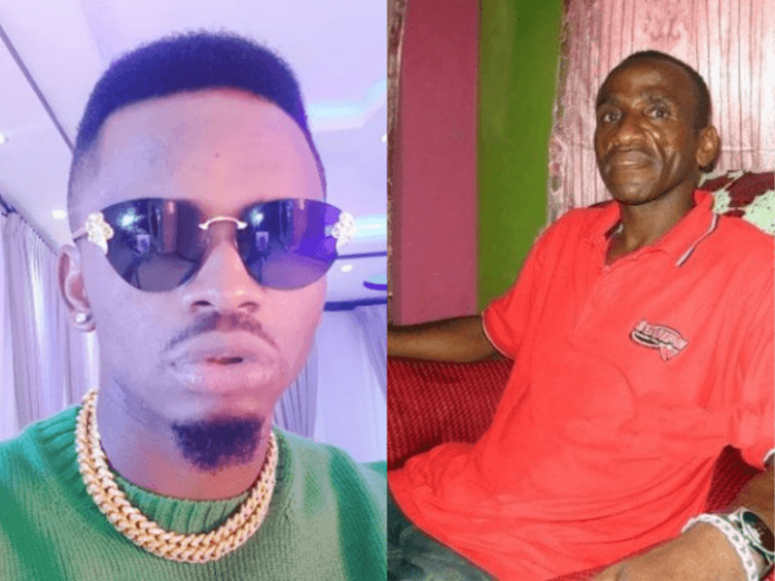 Diamond Platnumz father