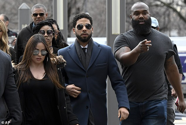 jussie smollet - Charges dropped against Jussie Smollet