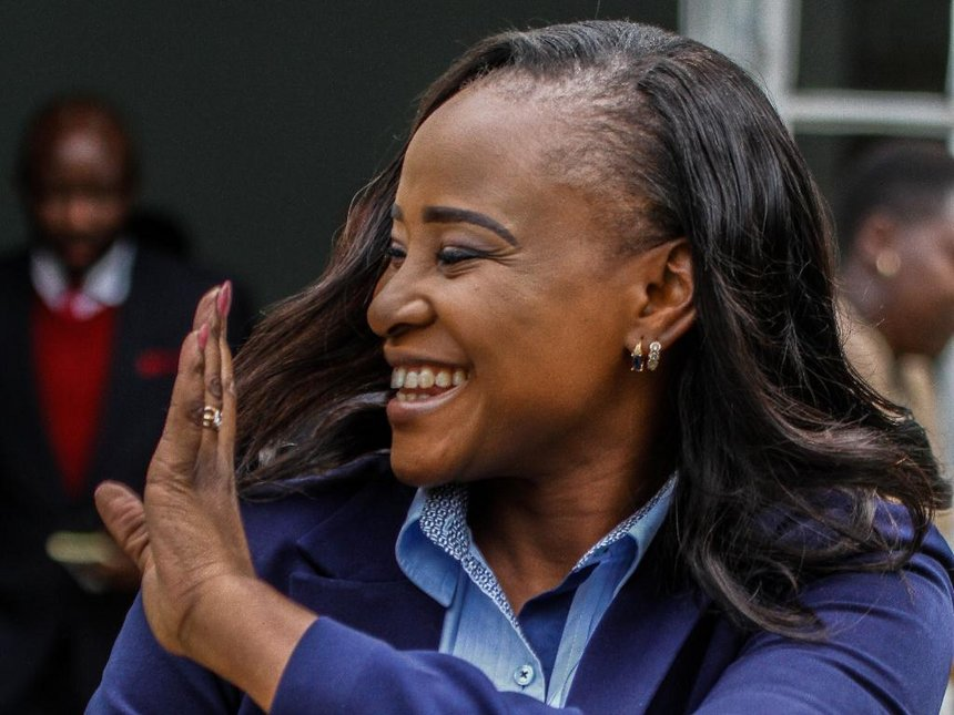 kanze - Check out Kanze Dena's engagement ring before secret wedding