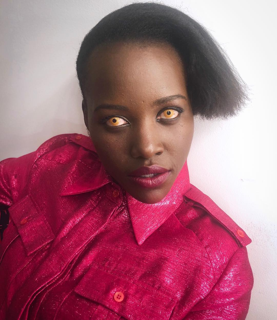 lupit - 'It wasn't my intention' Lupita apologizes to disability groups