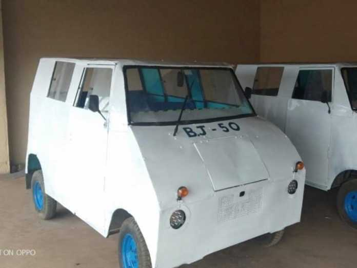 mobius 696x522 - Kenyans mock Laikipia 'car' invention, compare it to smokie trolley