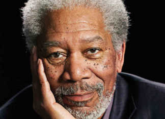 Morgan Freeman. /COURTESY/WIKI COMMONS