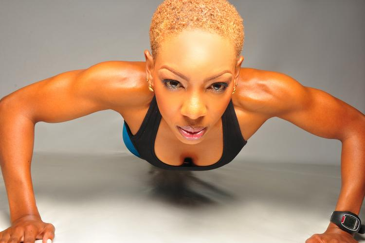 mukami 1 - 'I was sad, fat and divorced,' body builder Jane Mukami on separation from abusive hubby