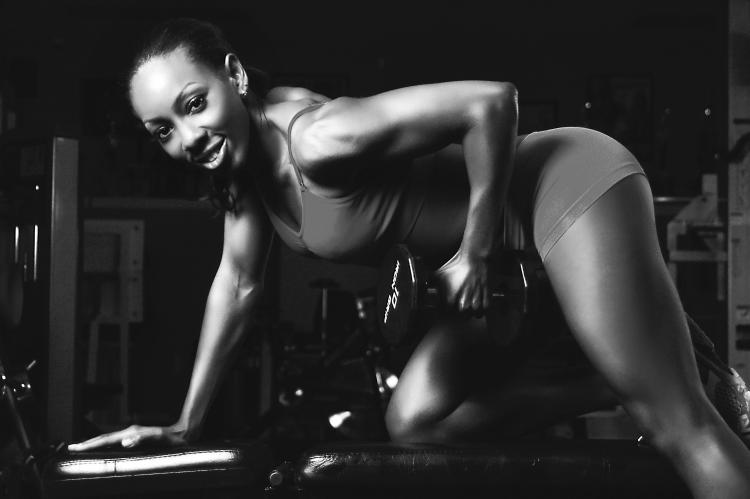 mukamiww - 'I was sad, fat and divorced,' body builder Jane Mukami on separation from abusive hubby