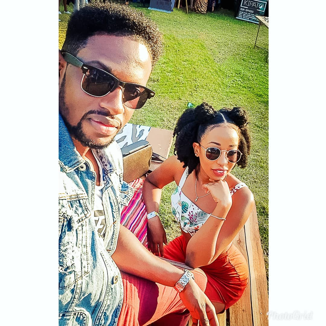 natalie tewa and babe - Natalie Tewa and Rnaze: Sexy power couple who's break-up has shaken us ( PHOTOS)