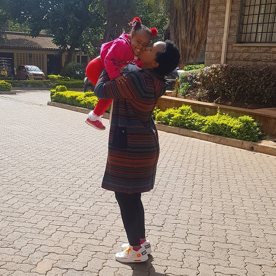 pierra makena and daughter - I don't want any more kids, says mum-of-1 Pierra Makena