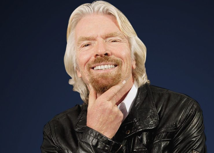 richard branson 740x530 - Money moves! Check out the world's most successful businessmen