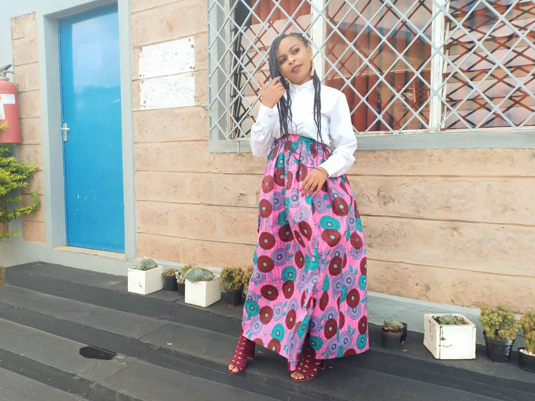 size 8 reborn 6 - Madam pastor! Size 8's transformation since being ordained (PHOTOS)