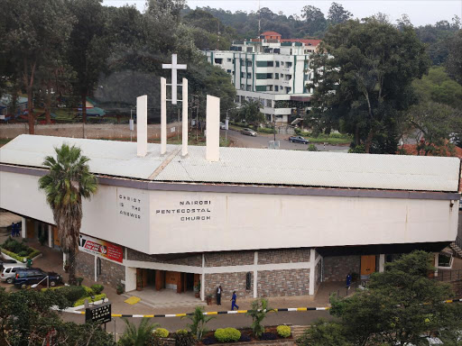 unnamed 6 - Ati what! Christ is the Answer Ministries(CITAM) collected Shs 1.3 billion in tithes in 2017!