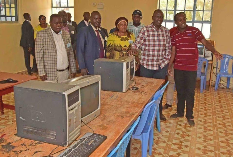 unnamed - Mnatubeba ujinga! Kenyans react to DP Ruto's 'old computers'