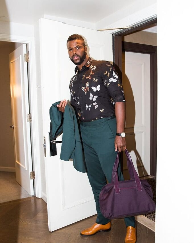 winston duke - Bank otuch! Check out how much Lupita Nyongo spends on sneakers