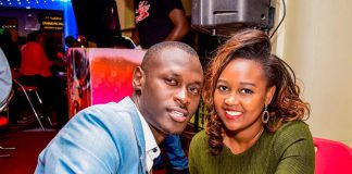 King-Kaka-and-his-wife-Nana-Owiti-posing
