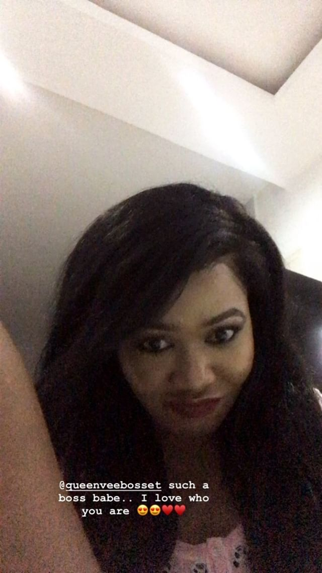 54247882 256684045113320 5343370667155238318 n - Kwani ni peacemaker? Vera Sidika hosts Natalie Tewa and Rnaze after nasty break up