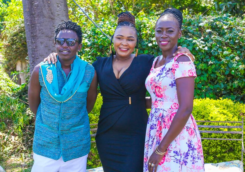 55944989 2406519289381853 5030616849306353664 n - Mtoto ni baraka! This is what Akothee, Oga Obinna and Dr King'ori are upto (Photos)