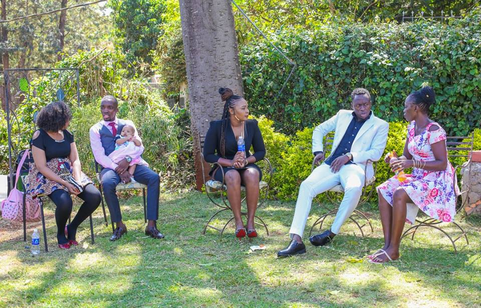 56232184 2406511406049308 3147258563135537152 n - Mtoto ni baraka! This is what Akothee, Oga Obinna and Dr King'ori are upto (Photos)
