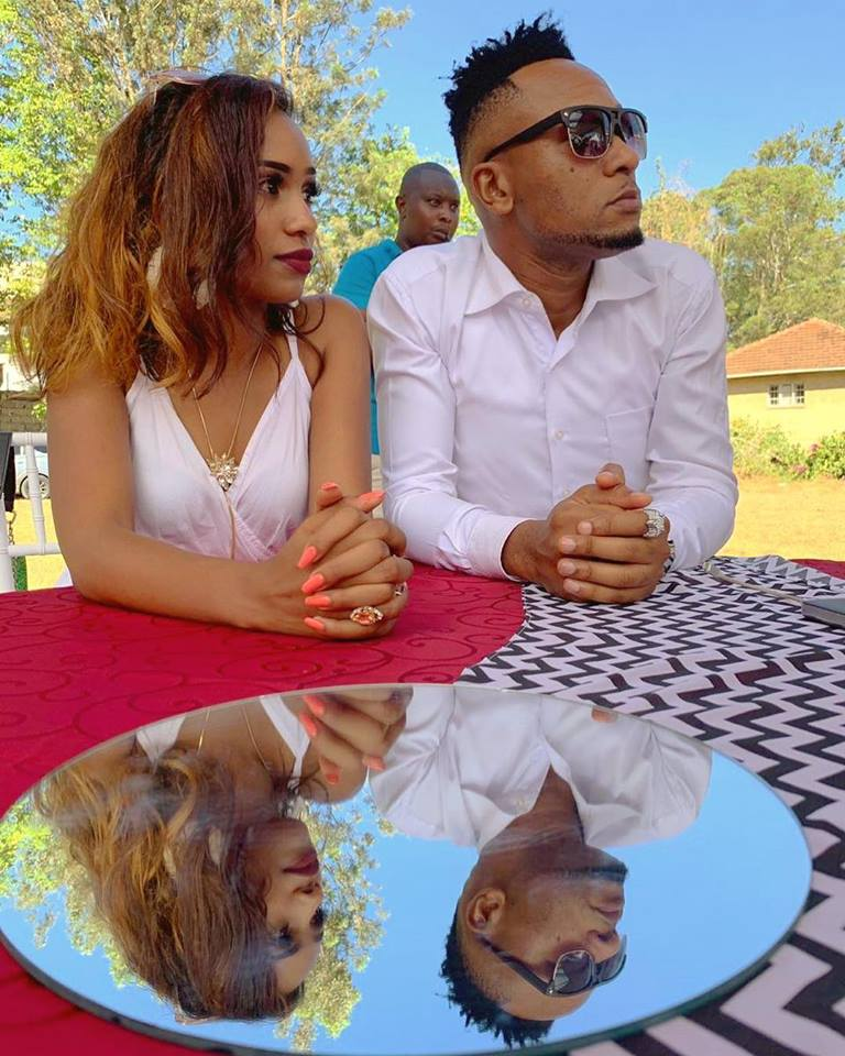 56285275 2274649442617846 6585378285855703040 n - 'You can make a great couple,' Kenyans tell married DJ Mo and Grace Ekirapa